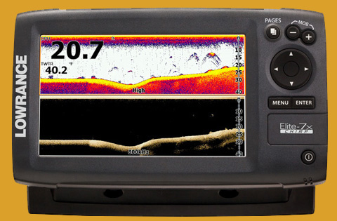 lowrance product photo
