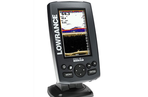 lowrance elite-4x chirp product image