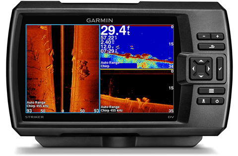 garmin striker review 7sv product image