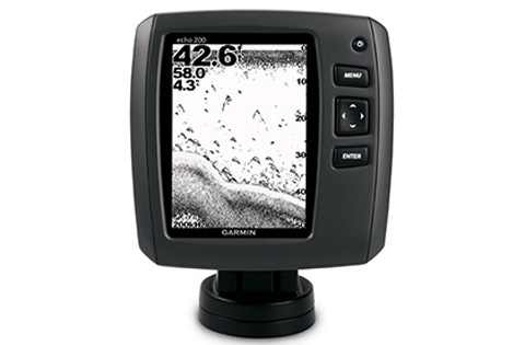 garmin echo 200 fishfinders product image