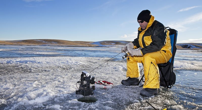 Ice Fishing Beginners Guide For Choosing The Right Gear