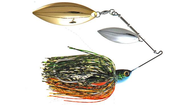 Spinnerbait lure image