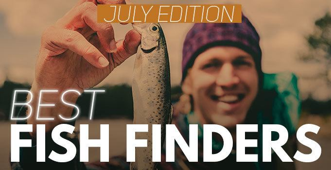 our top list of highest rated fishfinders reviewed for 2020 - updated for July